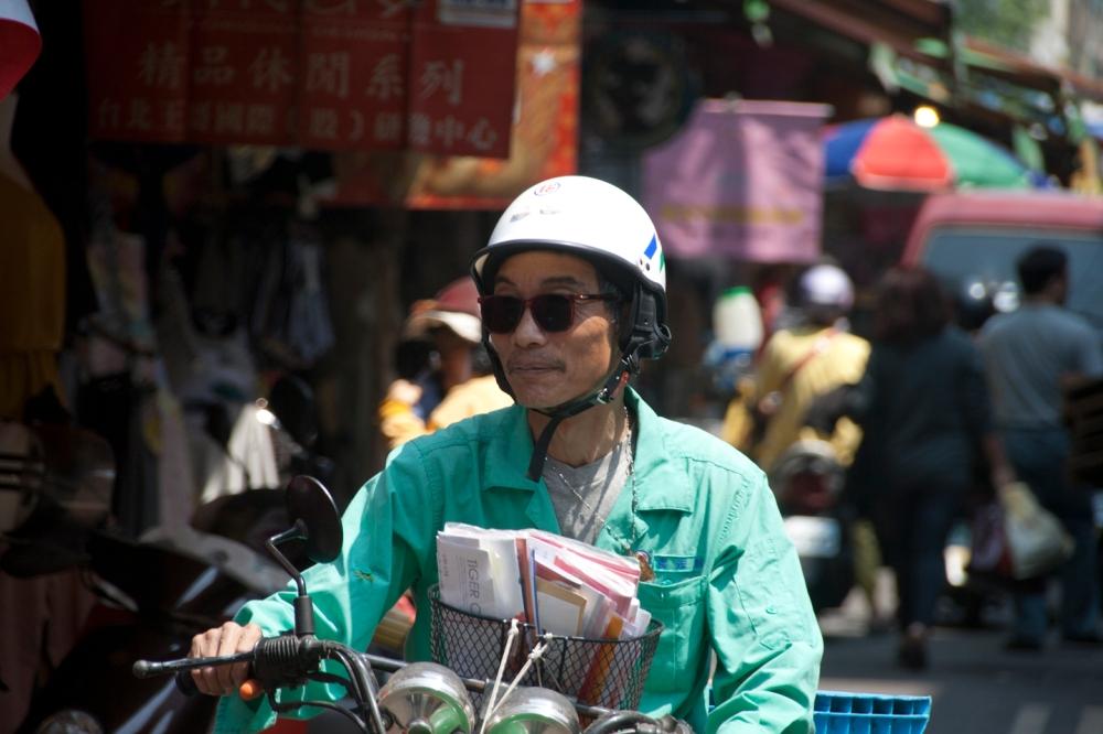 Taiwan Postman