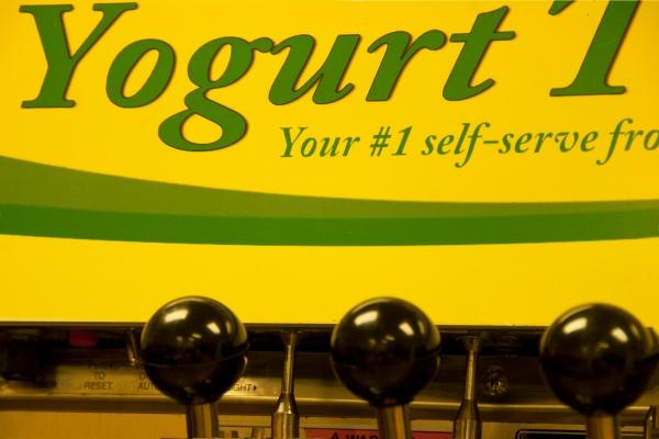 Yogurt Time Sign