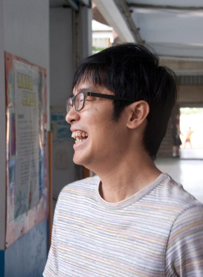 English Teacher at Shuili Elementary School