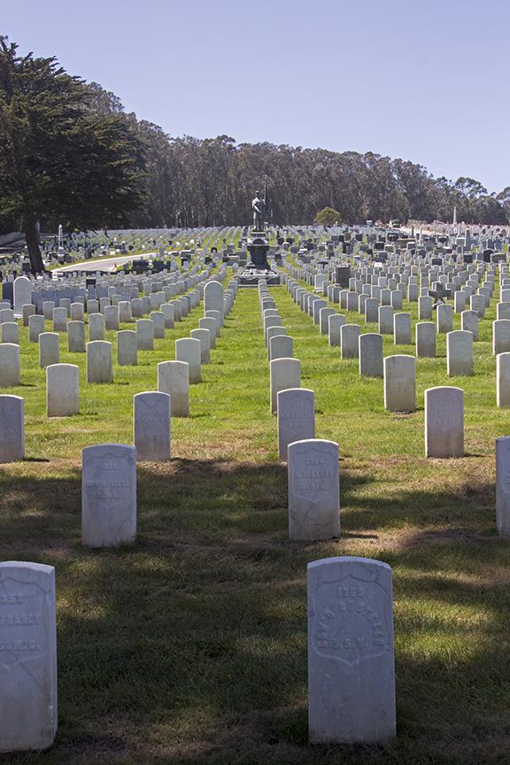 Presidio National Cemetery