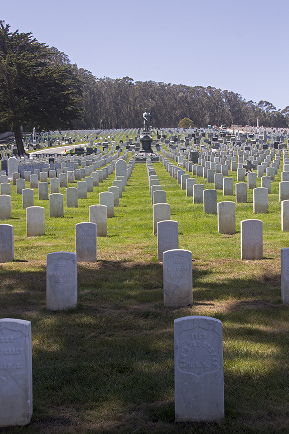 Presidio National Cemetery