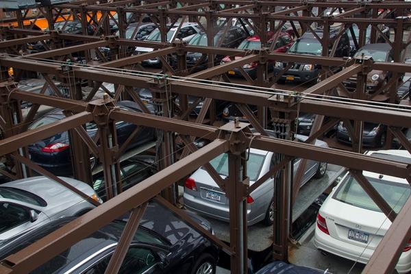 NYC Highline parking