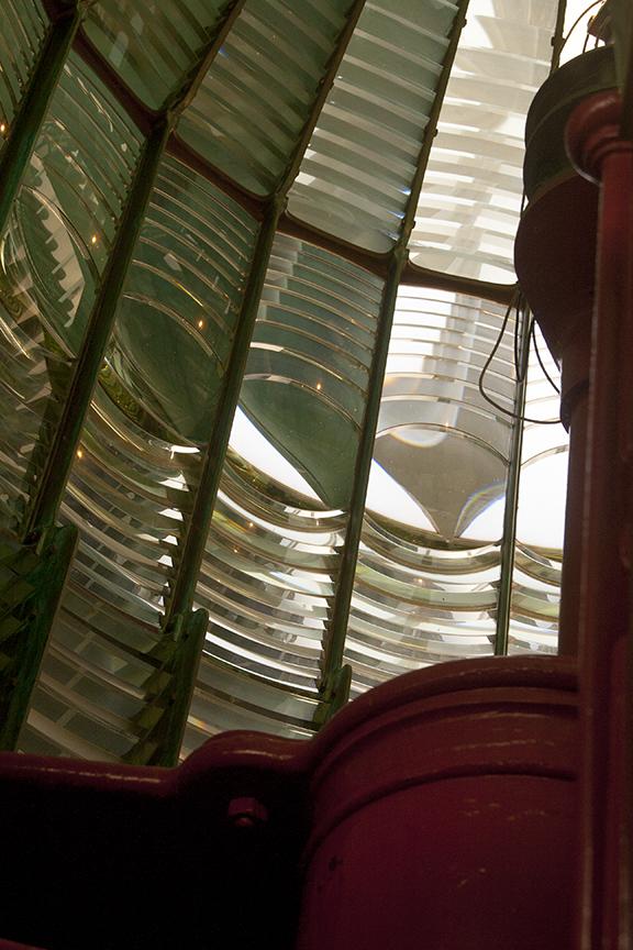 Point Reyes Lighthouse Light