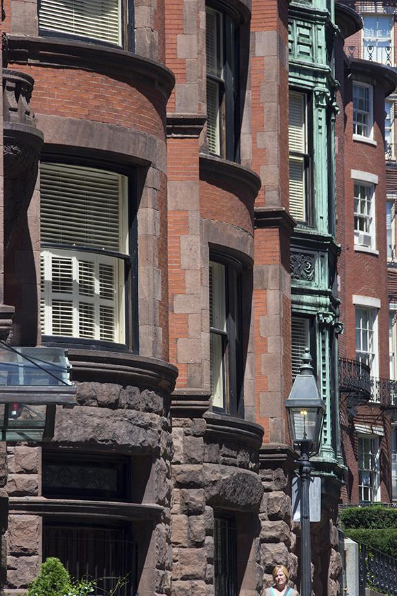 Boston's Beacon Hill