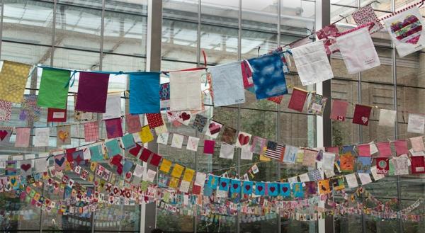Prey Flags - Boston's Museum of Fine Arts
