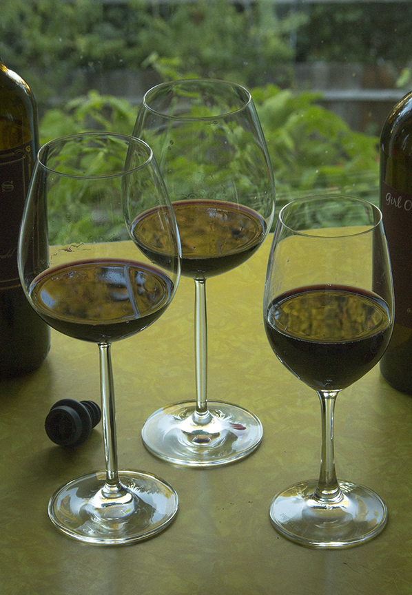 Reflections on Wine
