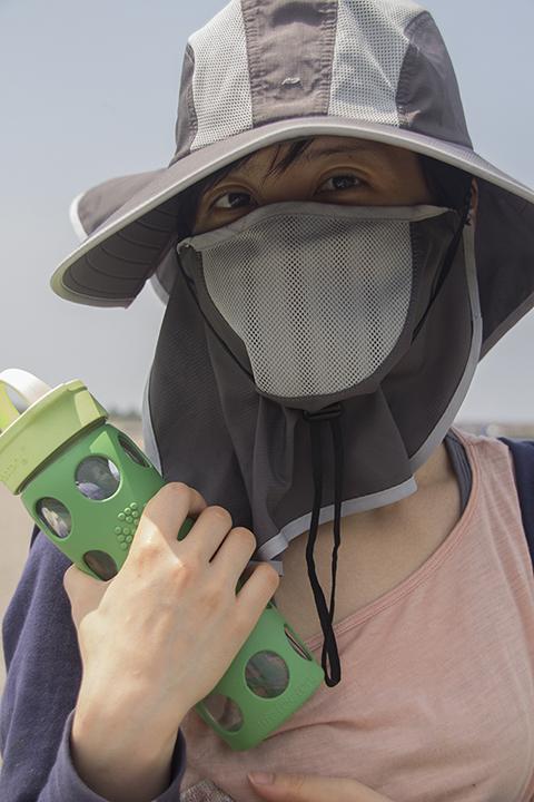 Taiwan - Masked