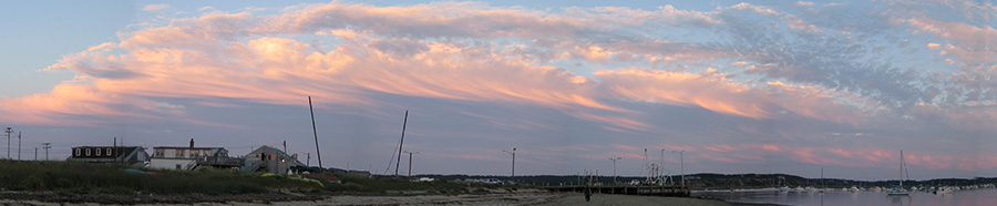 Clouds - Wellfleet MA