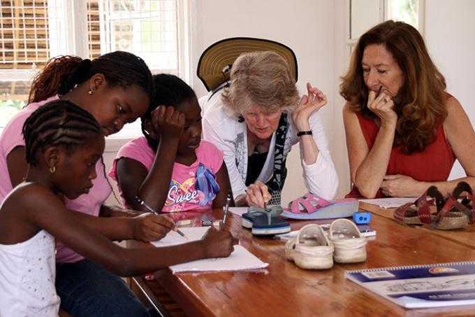 Tanzania - Teachers and Students