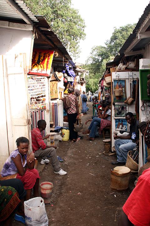 Masai Market in Arusha