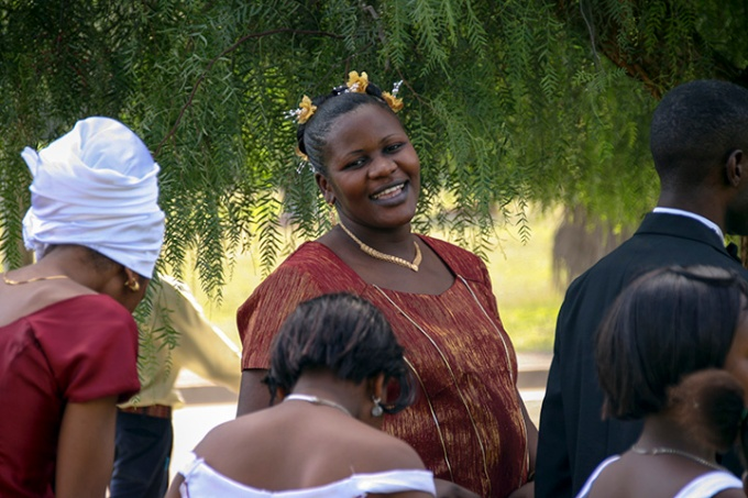 Tanzania - Mother of the Groom