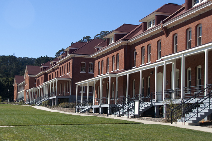 Montgomery St Barracks