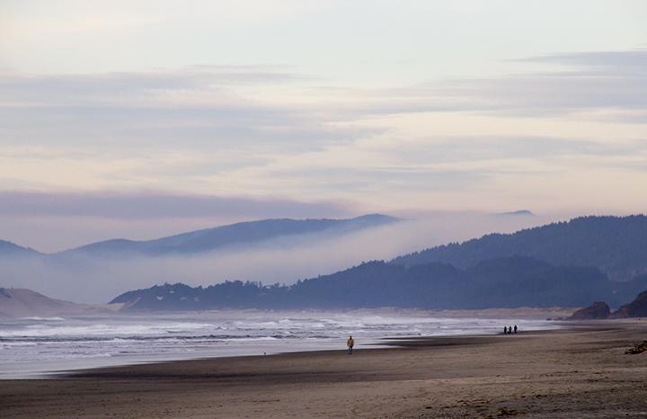 Neskowin Beach view Pacific City