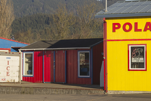 Polar Ice Buildings Tillamook