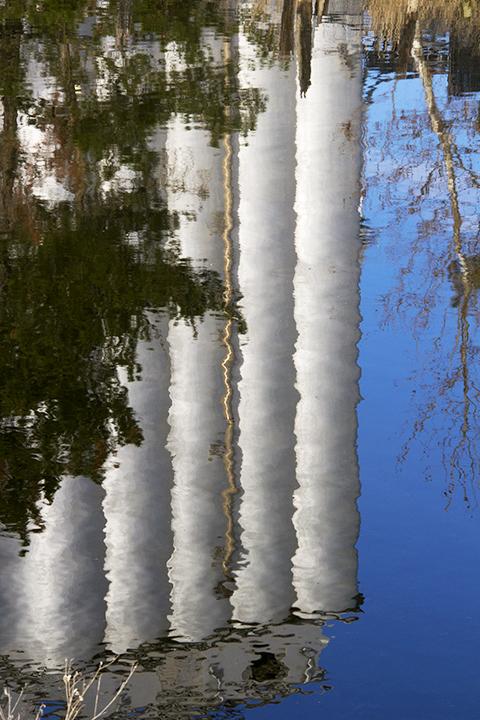 Silo Reflections
