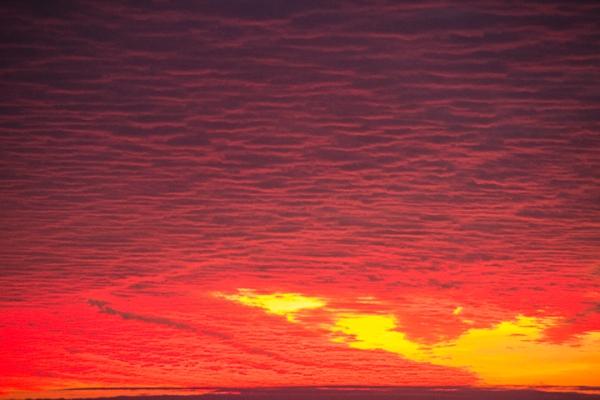 Sunset at Cascade Head