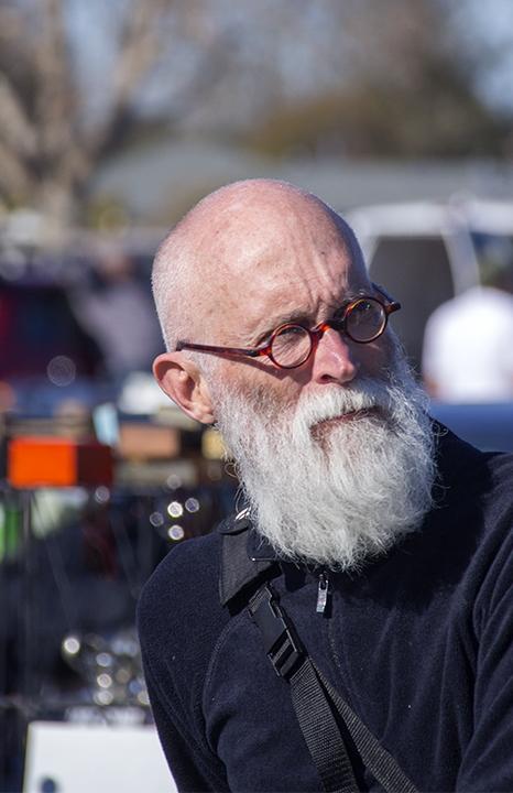 Man-Santa Rosa Flea Market 2014