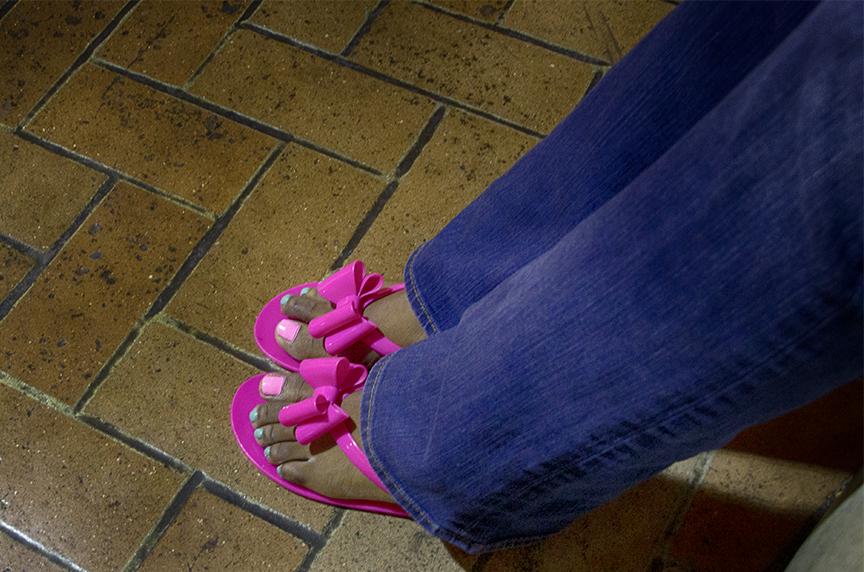 Pink - Blue