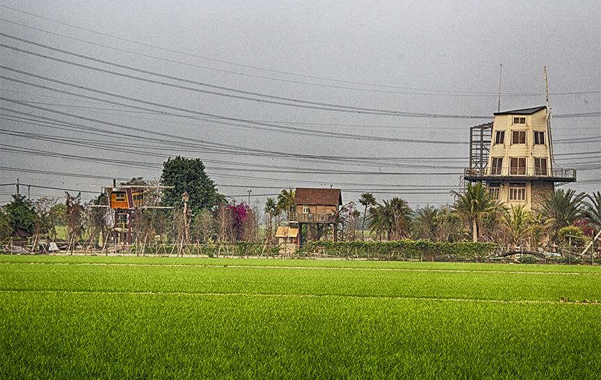 Windmills in Taiwan