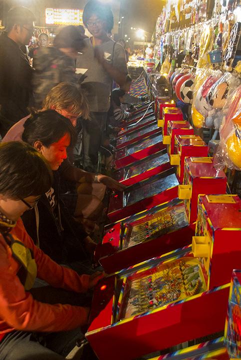 pachinko game at night market-small