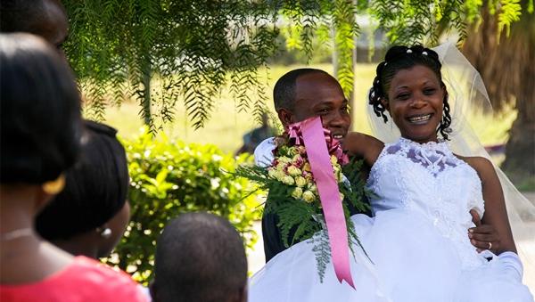 Wedding Threshold