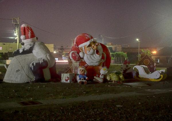 Santa Discovered