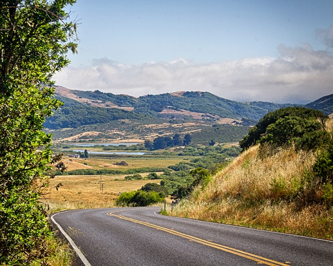 Valley View, Petaluma - Point Reyes Road, Marin County, California