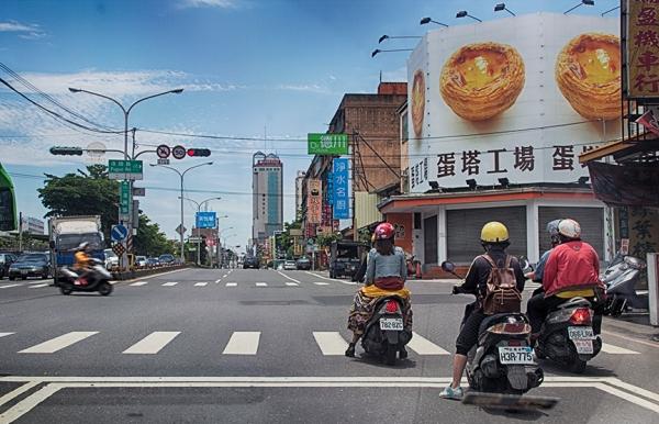 Street in Tainan