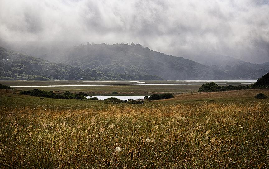Tomales Bay, California