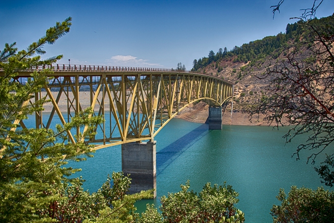 Sonoma Lake Bridge