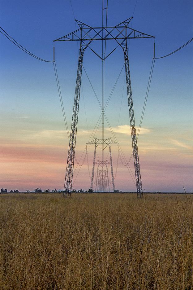 Sacramento Area Power Distribution System