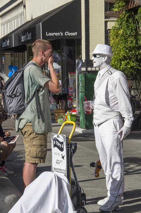 Street Festival, Alameda, California, 2014