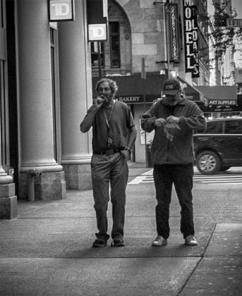 Flatiron Area, New York City, 2014