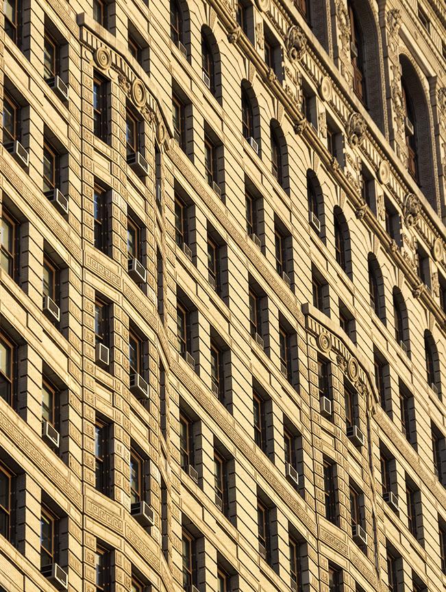 Flatiron Building, New York City, 2014