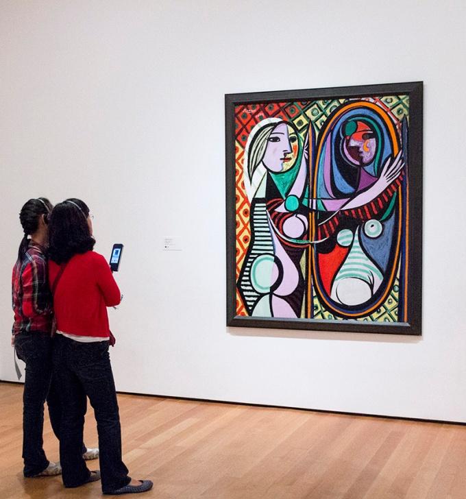 Museum of Modern Art, New York City, 2014