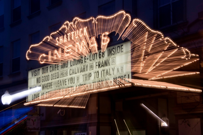 Shattuck Cinemas, Berkeley, California, 2014