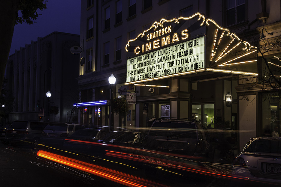 theater marquees photographs by timothy s allen