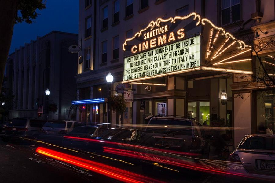 Landmark Shattuck Cinemas, Berkeley, California 2014