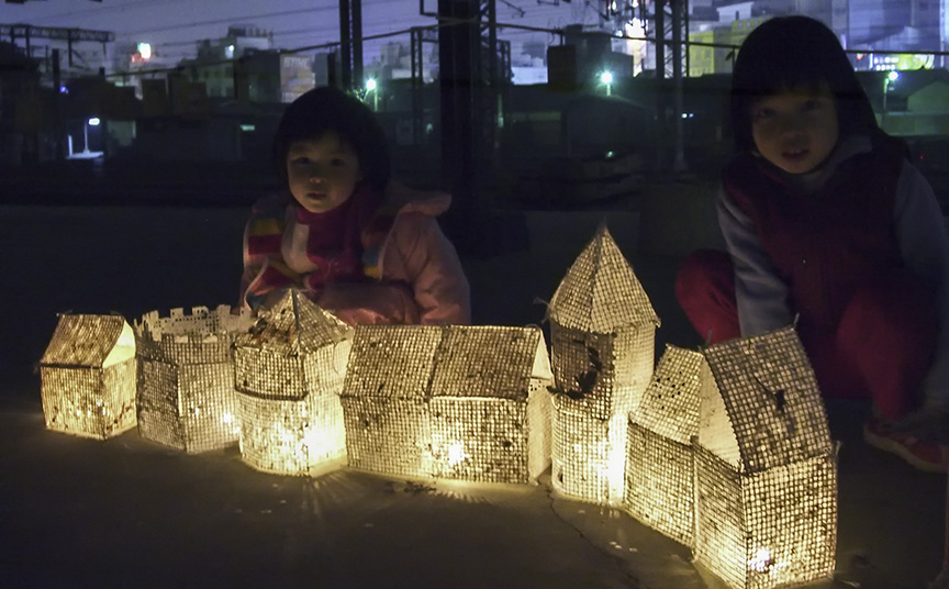 Taiwan Lantern Festival, Chiayi, Taiwan, 2005
