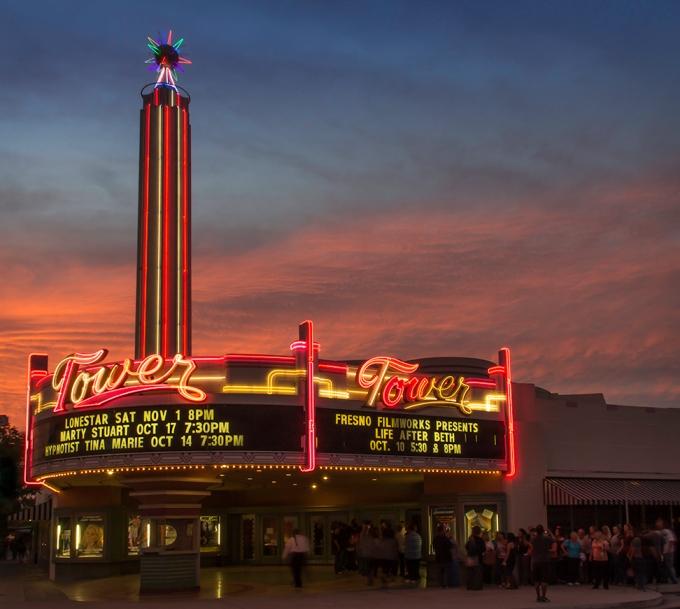 Tower-Fresno