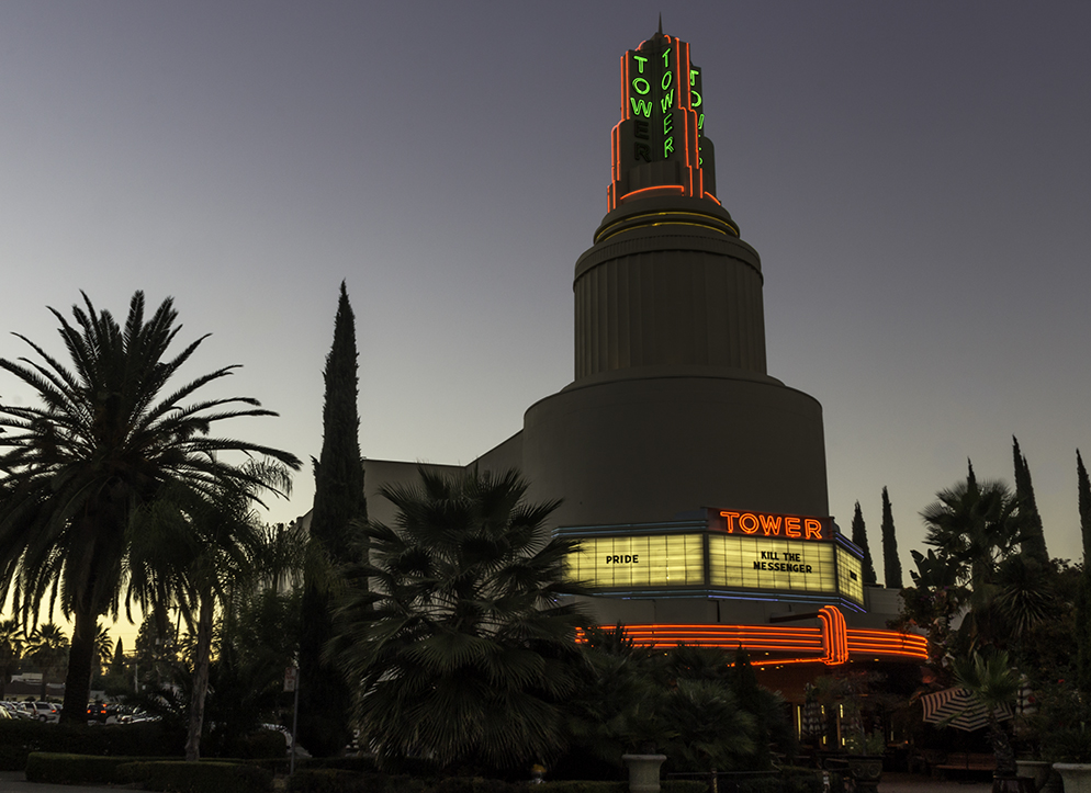 The Tower Theater Is the Second Theater I Have Taken in Sacramento. The Other Is The Crest. https://allentimphotos2.wordpress.com/2014/10/16/crest-theater-sacramento-california-2014/