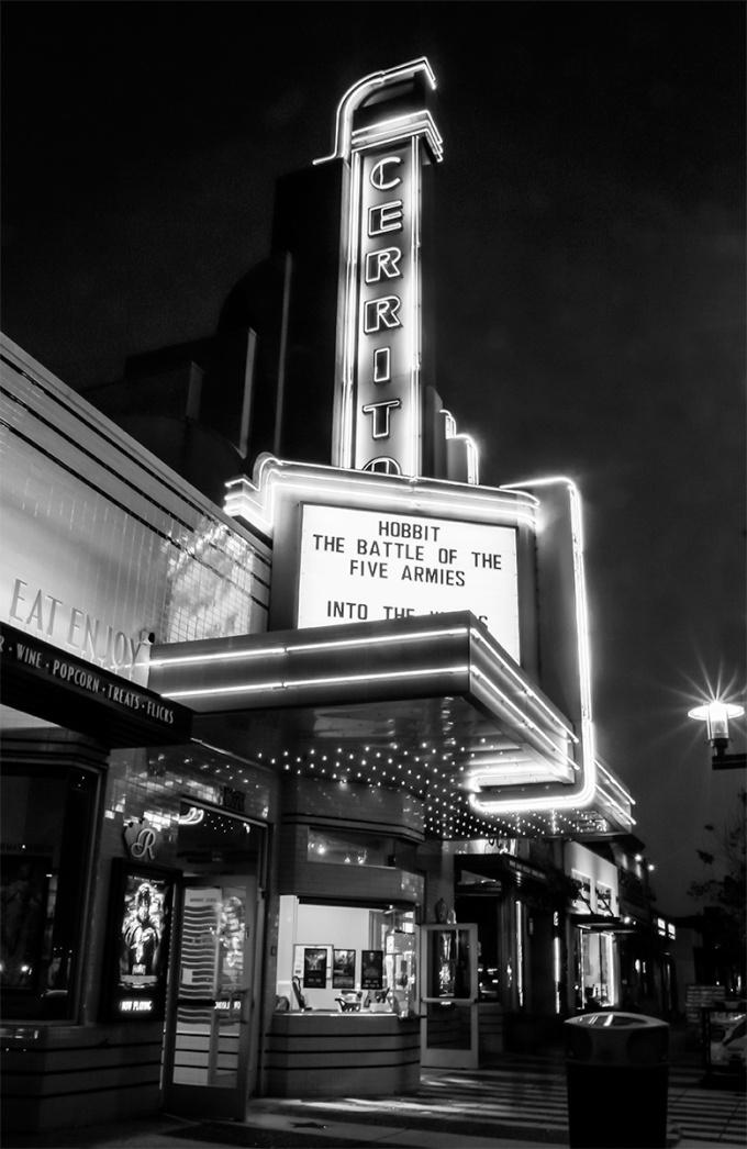 Cerito Theater in El Cerito, CA