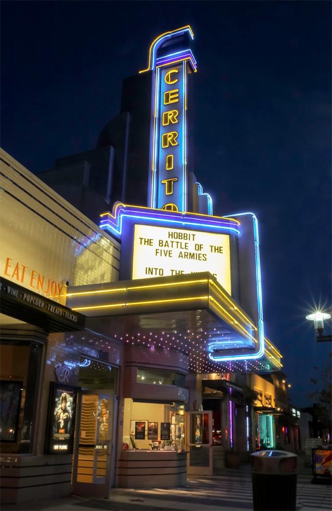 Rialto Cerito Theater in El Cerito, CA