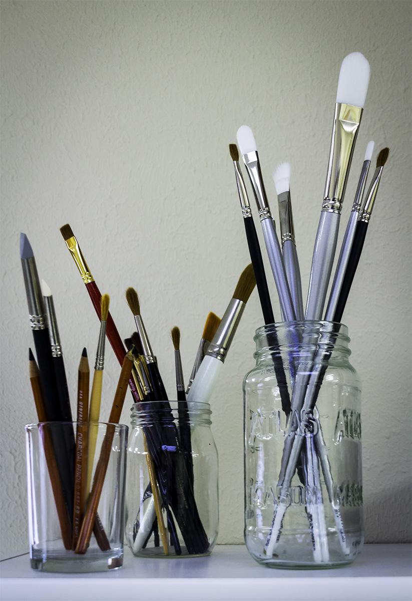 Taken at Jan Freeman Long's Reviresco Studio on 401 7th St, Suite 18, Petaluma, CA 94952. www.janfreemanlong.com