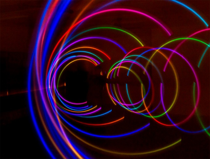 Kona Waha Santana Fire Dancing at the Grand Opening at Vibe Yoga, Santa Rosa, CA, January 31, 2015. This depth effect was done by rotating the zoom on the lens while the shutter was open.