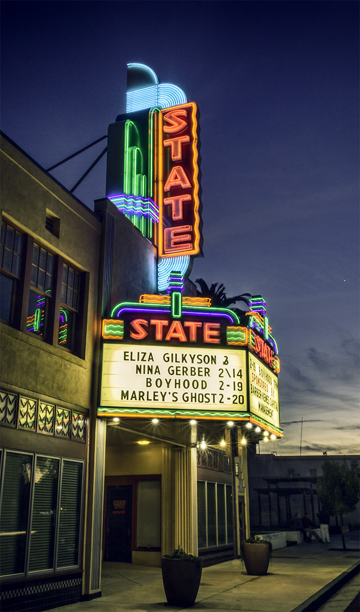 The State Theater, Auburn, CA, February 2015