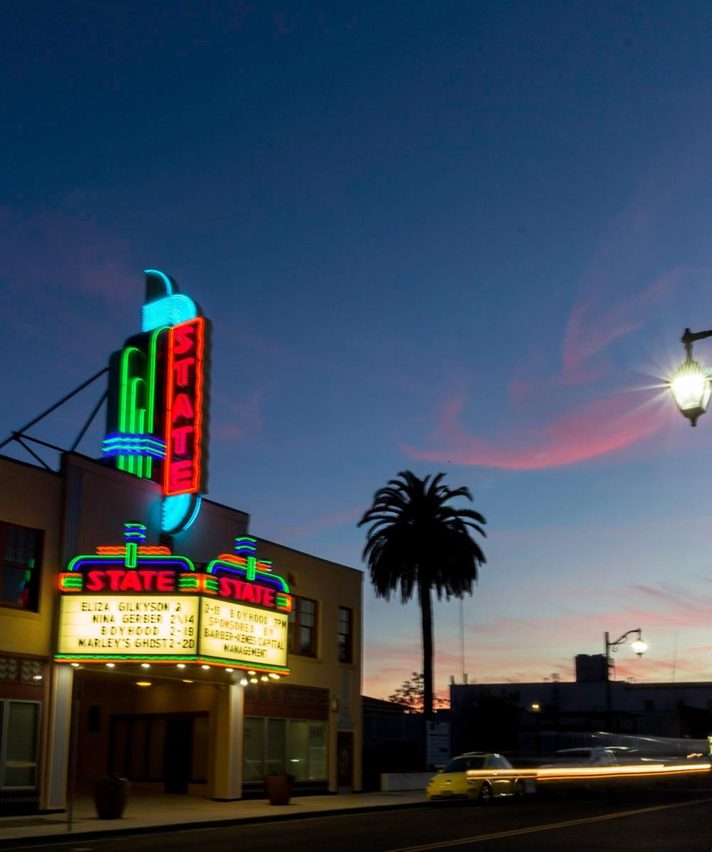 State Theater, Auburn, CA, February 2015