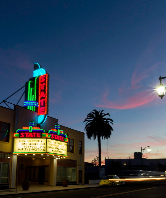State Theater, Auburn, CA, February 2015