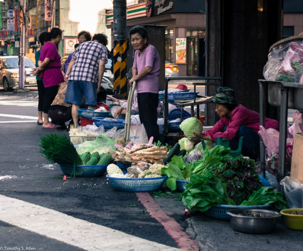 Badouzi Village, Keelung City, Taiwan May 15, 2015