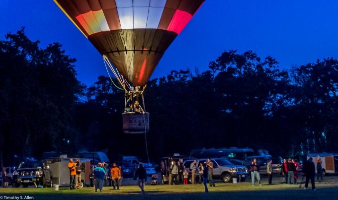 25th Sonoma County Hot Air Balloon Classic Windsor, California, USA June 30, 2015